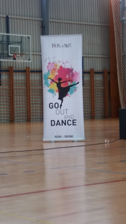 GO OUT AND DANCE 2016